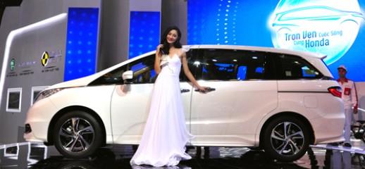 GIÁ TỐT NHẤT : Bán Honda ODYSSEY mới 2016/2017, xe Gia đình HONDA , bán trả thằng trả góp toàn quốc, Ảnh số 1