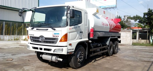 Bán xe bồn chở xăng dầu hino FC 7 khối FG 12 khối FM 18 khối, Ảnh số 1