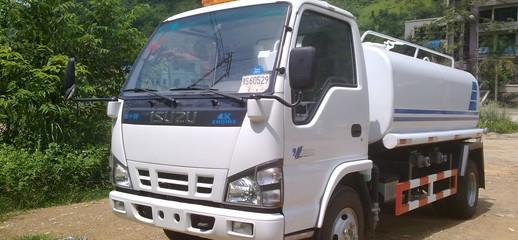 Bán ô tô téc phun nước rửa đường tưới cây Isuzu Faw Jac 4 khối 6 khối 9 khối 12 khối nhập khẩu, giá tốt nhất Việt Nam, Ảnh số 1