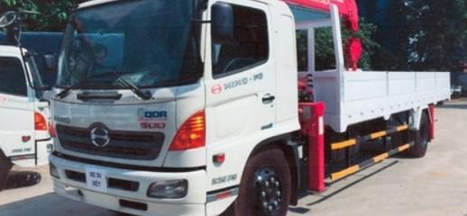 Bán xe tải gắn cẩu hyundai 5 tấn, Ảnh số 1