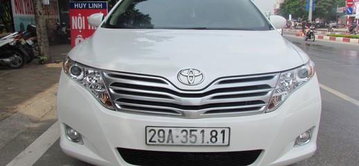 Toyota Venza 2.7L 2009 màu trắng, Ảnh số 1