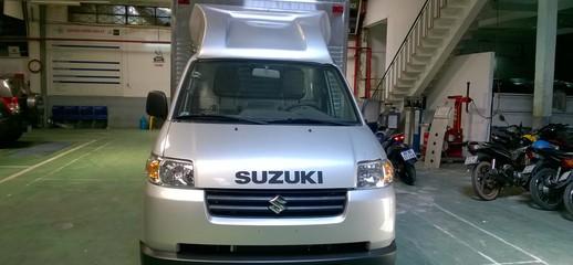 Suzuki Pro 750kg Nhập khẩu Giảm 100% phí trước bạ chỉ 265 triệu, Ảnh số 1