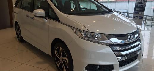 Honda Odyssey 2017 chuẩn mực xe 7 chỗ, Ảnh số 1