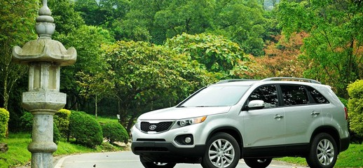 Giá xe Kia Sorento, mua xe New Sorento tại Hà Nội, Sorento máy xăng, Sorento máy dầu, Ảnh số 1