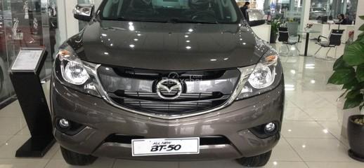 Mazda BT50 2.2 số tự động nhập khẩu đã có mặt tại Việt Nam, Ảnh số 1