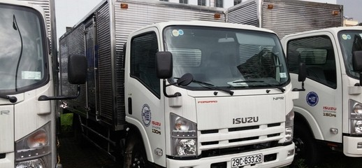 Xe tải Isuzu 3,5 tấn NPR85K 3 tấn 9, Ảnh số 1