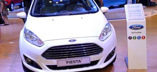 Ford Fiesta hoàn toàn mới giá tốt nhất. Bán Ford Fiesta bản Sedan 1.5 AT Titanium mới giá tốt nhất tặng tiền mặt HOT, Ảnh số 1