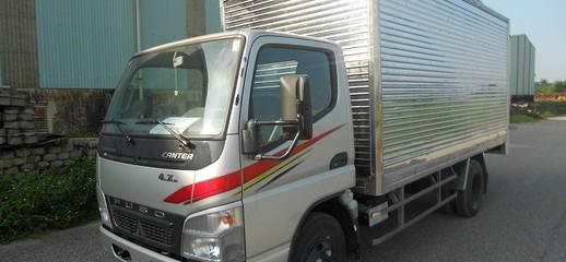 Xe tải Mitsubishi Fuso 1,9 tấn Canter4.7LW siêu rẻ, Ảnh số 1