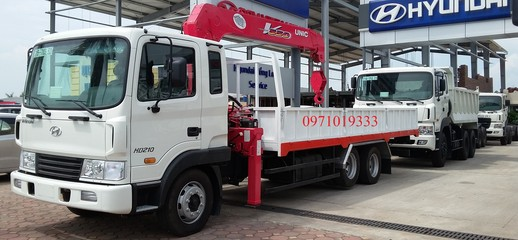 Bán xe Hyundai cẩu thùng 5 tấn, Ảnh số 1