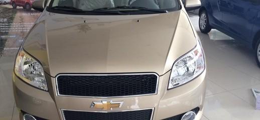 Bán trả gópChevrolet Aveo màu vàng, khuyến mại lớn tại Đại lý Chevrolet Miền bắc,, Ảnh số 1