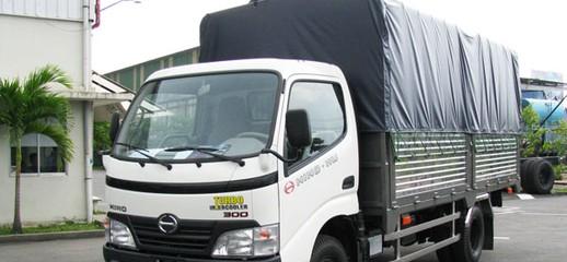 Xe Hino 1T9. Bán xe tải Hino 1T9, Giá xe tải Hino 1T9 XZU650, Ảnh số 1