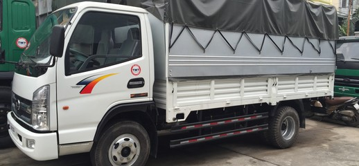 Xe tải thùng 6 Tấn TMT.