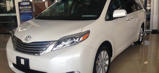 Toyota Sienna Limited 2016 Bảo hành tại Việt Nam giá tốt, Ảnh số 1