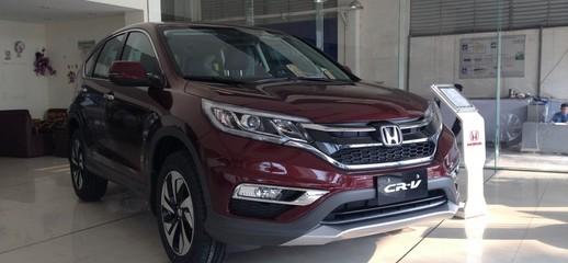 Honda CRV 2.0 2.4 AT 2017 KM lớn giá tốt nhất thị trường,xe giao ngay đủ màu, Ảnh số 1