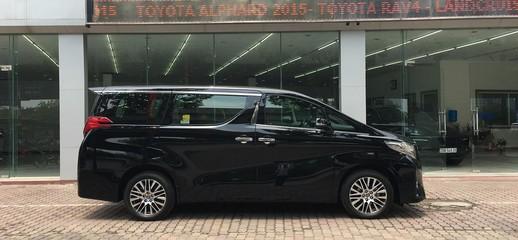 Bán trả góp xe Toyota Alphard Executive Lounge V6 2017 nhập đức mới 100%, Ảnh số 1