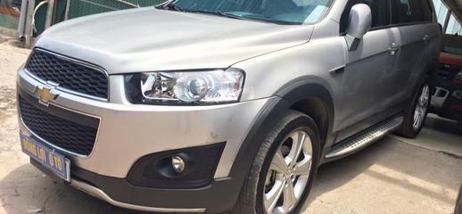 Chevrolet captiva ltz 2013, màu bạc, số tự động, chạy 1,8 vạn, Ảnh số 1