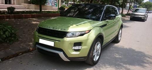 Tôi cần bán Land Rover Range Rover Evoque Dynamic MÀU XANH CỐM chính chủ, Ảnh số 1