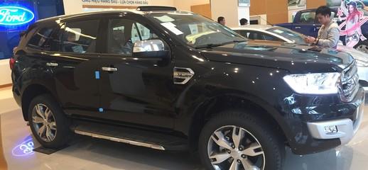 Ford Everest, Everest nhập khẩu 2017, Everest 2.2 Titanium, hỗ trợ trả góp..., Ảnh số 1