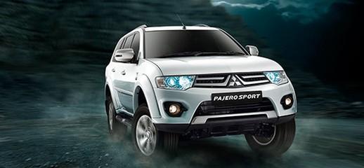 Mitsubishi Pajero Sport giá tốt từ đại lý cao cấp, Ảnh số 1