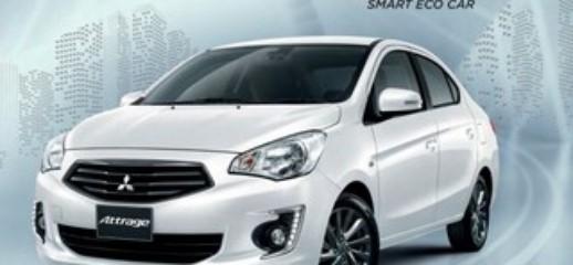 Mitsubishi attrage mới , Nhập Khẩu Nguyên Chiếc Từ Thái Lan , Giá Tốt , Giao Ngay, Ảnh số 1