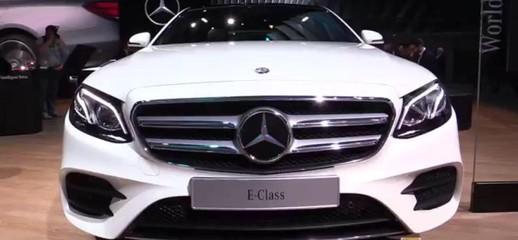 Xe Mercedes Benz E class 300 mới nhất 2017, Ảnh số 1