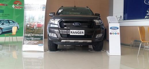 Chuyên bán xe Ford ranger 2017 , máy dầu 1 cầu, 2 cầu, số sàn, số tự động, giá tốt nhất Hà Nội, Ảnh số 1
