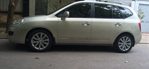 Bán xe KIA CARENS EX bản 2.0 đời cuối 2014,màu vàng cát., Ảnh số 1