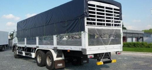 Bán xe tải Mitsu Fuso FJ 15 tấn 3 chân / Bán xe tải Mitsu 15Tan 3 chân nhập khẩu., Ảnh số 1