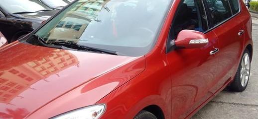 Cần bán Hyundai I30 CW màu đỏ tư nhân mua mới từ đầu biển 4 số, Ảnh số 1