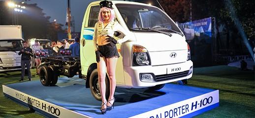 Hyundai Đà Nẵng giới thiệu xe tải nhẹ Hyundai Porter H100, Ảnh số 1