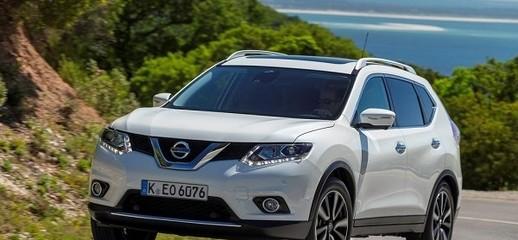 Nissan xtrail sv số tự động 2 cầu 4WD, Ảnh số 1