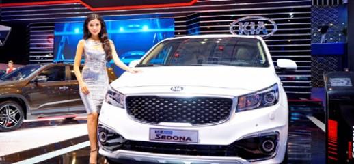 KIA SEDONA 2017, Giá bán Kia Sedona 2017, Bán Kia Sedona 2017 giá tốt nhất chỉ từ 1180tr, hỗ trợ mọi thủ khi mua xe, Ảnh số 1
