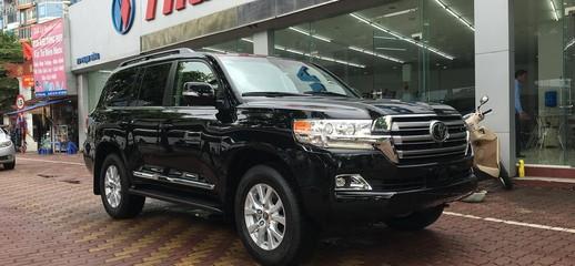 Bán trả góp xe Toyota Landcruiser 5.7 2017 MỚI 100%, Ảnh số 1