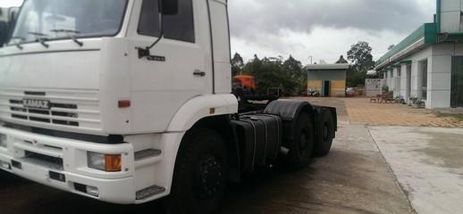 Bán xe đầu kéo KAMAZ, 38 tấn, 3 chân, 2 cầu sau, nhập khẩu, mới, Ảnh số 1