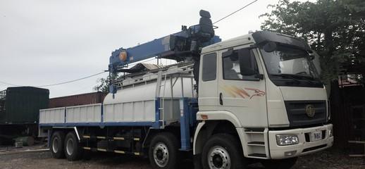 Xe tải FAW gắn cẩu DONGYANG 8 tấn, hàng giao ngay chỉ hơn 1,8 tỷ, Ảnh số 1