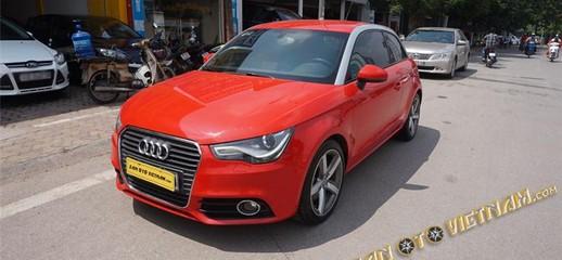 Audi A1 đăng ký lần đầu 2011, Ảnh số 1