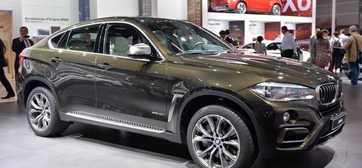 Giá xe BMW X6 2016 nhập khẩu Full option BMW X6 Máy xăng 2016 X6 Màu Xanh Bộ đội,Mầu Trắng,Đỏ,Nâu Giao xe ngay BMW X6, Ảnh số 1