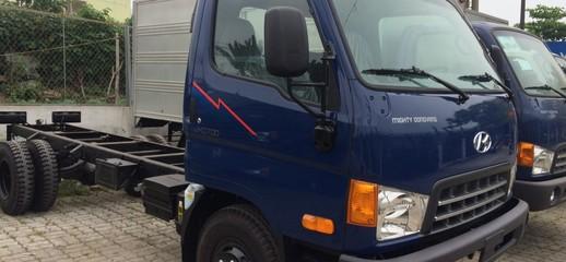 Xe tải Hyundai New Mighty HD800, tải trọng 8 tấn,công suất 130ps, Ảnh số 1