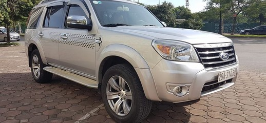 Ford Everest 4X2WD AT 2011, Ảnh số 1