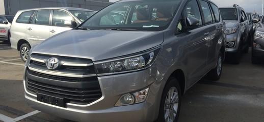 Toyota Innova 2.0E số sàn, 2017, giá đặc biệt, quà tặng giá trị , tài trợ ngân hàng đến 80%, Ảnh số 1