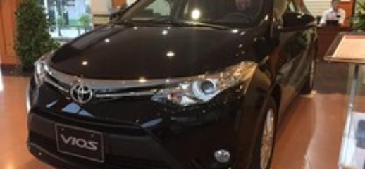 Toyota Hải Dương bán xe Vios 2017 trả góp 80% giá trị xe, Ảnh số 1