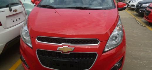 Xe Chevrolet Spark LT, xe gia đình nhỏ gọn giá rẻ. Đại lý xe Chevrolet TPHCM, Ảnh số 1