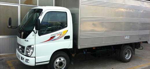Mua bán xe Thaco Ollin 500b tải trọng 4.995 tấn, Thaco ollin 500b thùng mui bạt mới 100%, thông số kỹ thuật thaco ollin, Ảnh số 1