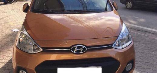 Hyundai i10 vay ngân hàng lãi suất thấp nhất, Ảnh số 1