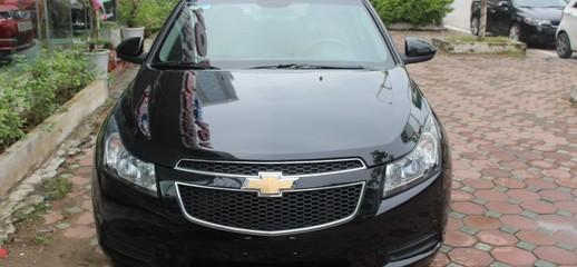 Chevrolet Cruze LS 2011 màu đen, Ảnh số 1