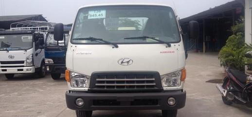 Hyundai HD800 tải trọng 8,8 tấn thùng mui bạt, thùng kín, Ảnh số 1