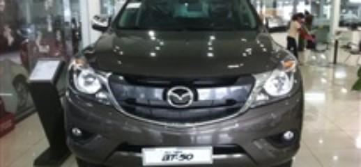 Mazda BT50 giá rẻ nhất, ưu đãi nhất, Ảnh số 1