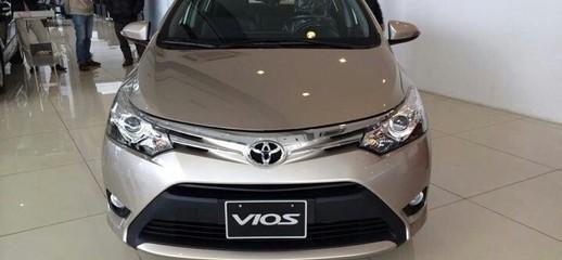 Toyota Bắc Ninh bán Xe Vios 1.5G số tự động, Ảnh số 1