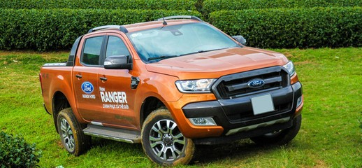 Ford Ranger, Ford Transit, Ford Ecosport, Fiesta, Focus giao ngay, Ảnh số 1