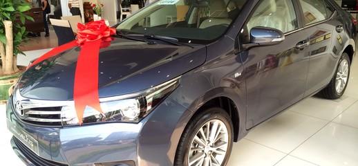 Xe Toyota Altis 2017,Giá xe toyota altis 2017 số sàn,số tự động,đủ màu,khuyến mại lớn nhất, giao xe ngay, altis 1.8 2.0, Ảnh số 1